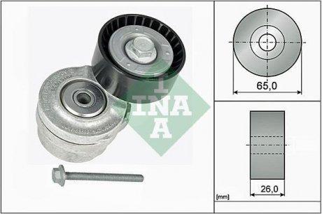 Натяжитель ремня INA (производства Germany) 534010120 - автозапчасти Detaler